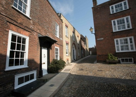 Perfect Rye Town House With Private Walled Garden