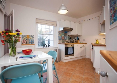 Super Central 15th CenturyFlat In Rye Sleeps 5