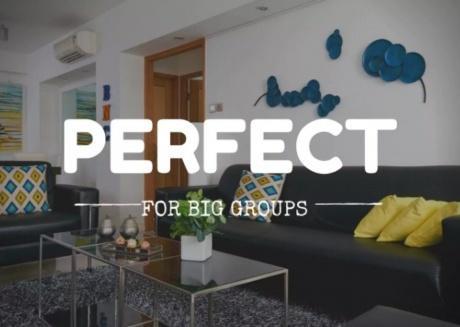 4BR+4BATH*Slendid Spot for BIG GROUPS*Luxury*TST