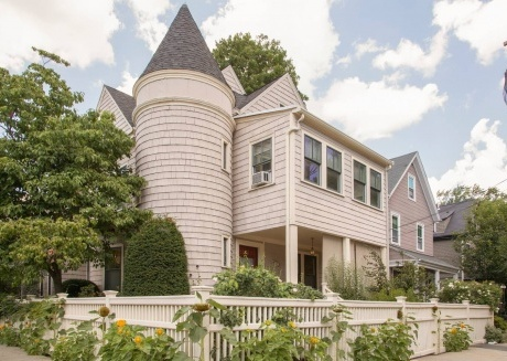 Charming Harvard Victorian with parking!