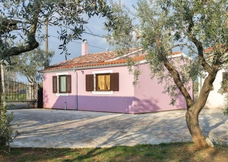 Holiday house with a view of the Brijuni Islands,ideal for a family holiday