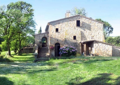 Podere Montepozzo, a charming country home