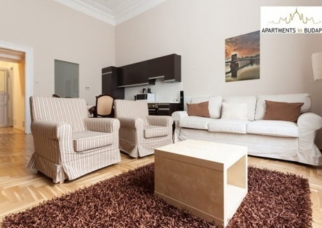Opera View Apartment - historic building with high ceiling, free Wifi