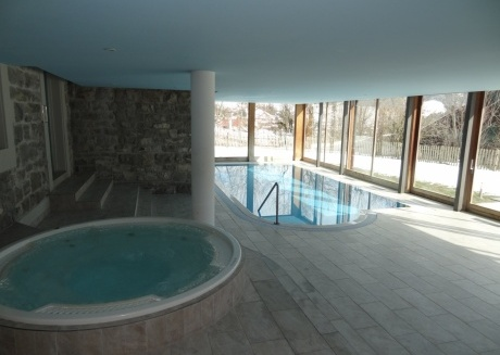 Luxury Apartment, Panoramic Mountain Views, 5* Spa Facilities - 4 Bedroom