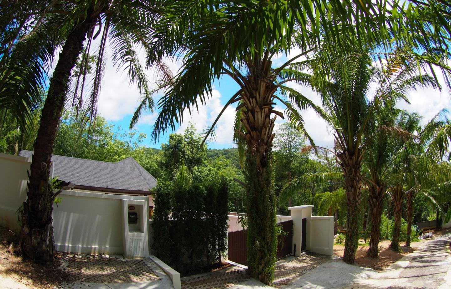 Tropical Balinese style 3 bedroom villa with pool Slide-4