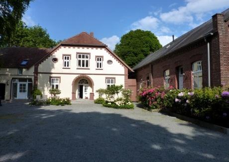 Landhaus Wattmuschel/Fewo Samtmuschel, romantic property in a secluded location,