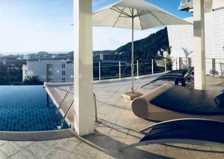 Villa Ginborn Amazing 5-6 Bdr Sea View Pool Villa