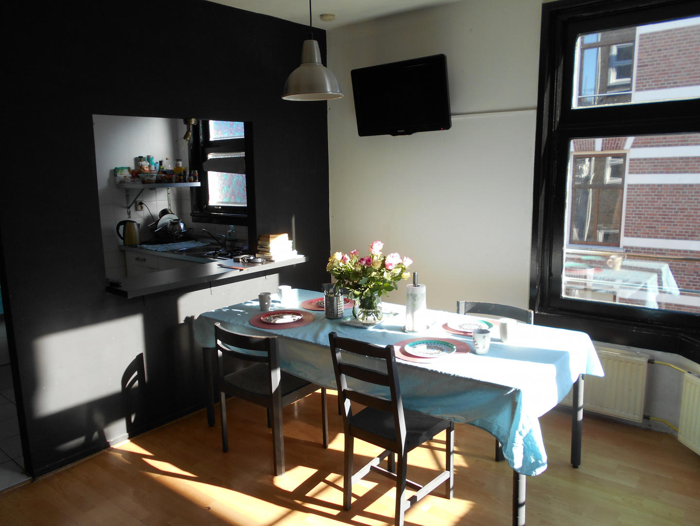 room offered in Amsterdam center Slide-3