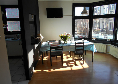 room offered in Amsterdam center