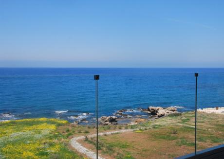 Beach Front - Spectacular, Modern Paphos Villa