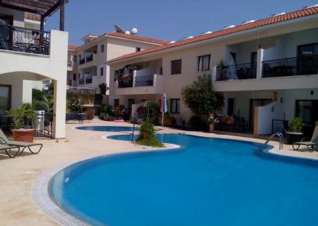 Apartment in Emba, Paphos, Cyprus - Panoramic Views