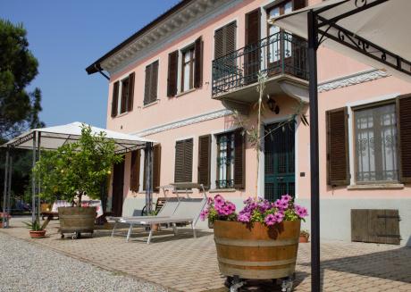 Casa Dei Ciliegi I - old farmhouse in the Basso Monferrato