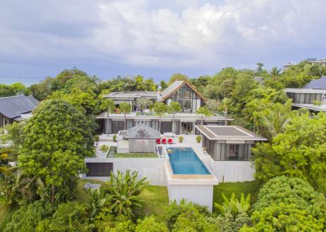Luxury Villa Cape Yamu Phuket Thailand