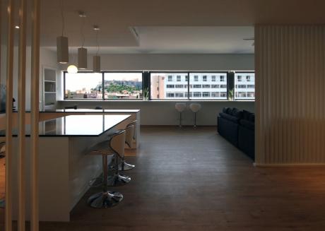 New Modern Art Loft with Acropolis View