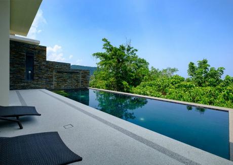 Exclusive 2br Pool Villa 2 Min To Naithon Beach