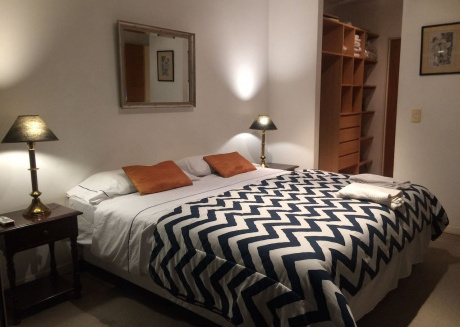 Spacious apartment in Buenos Aires with Lift, Parking, Internet, Washing machine
