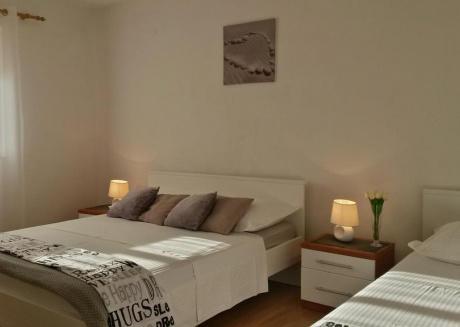 Apartman s 1 spavaćom sobom
