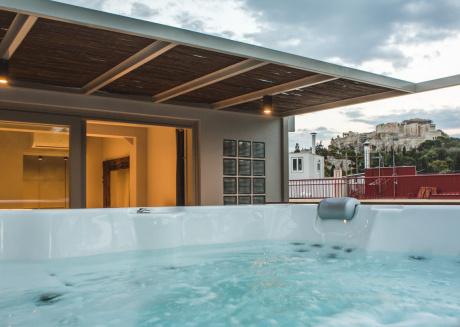 Acropolis Luxury Apartments - The Sidewalk Grand House