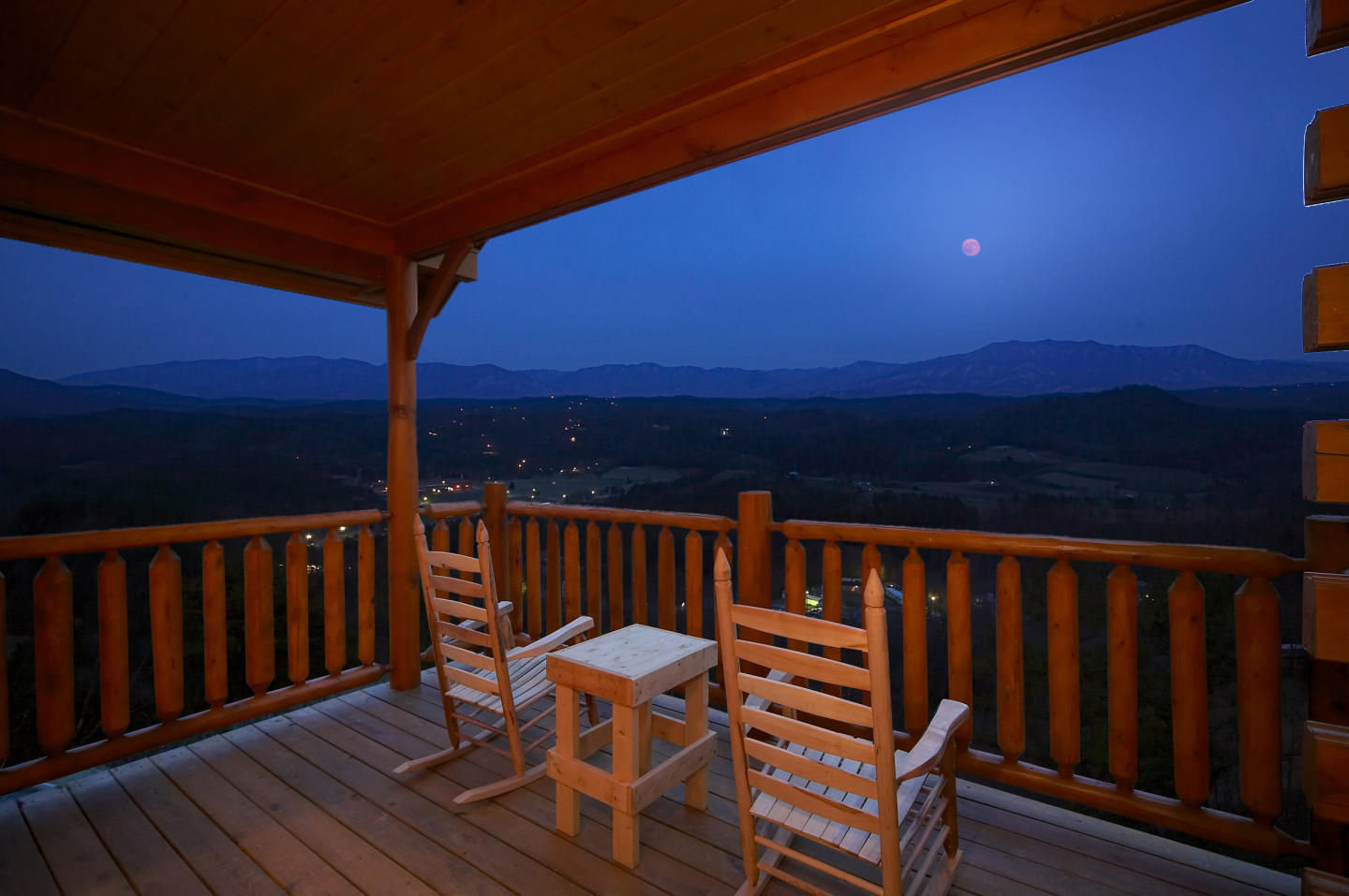 Enjoy Mountain Views from your Luxury 1 Bedroom... Slide-1