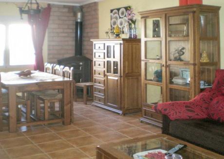 Castellar de santiago rural house