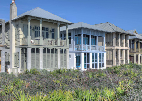 Hayek Cottage - Gulf Front in Rosemary Beach, FL