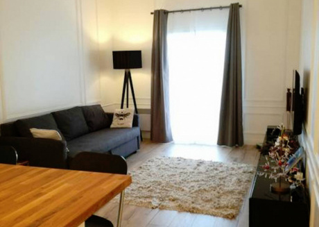 Cozy apartment close to the center of Serris with Lift, Parking, Internet, Washing machine