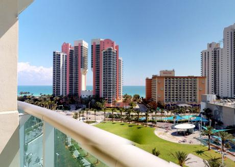 Premium 1  Bedroom Ocean View - OR-1017