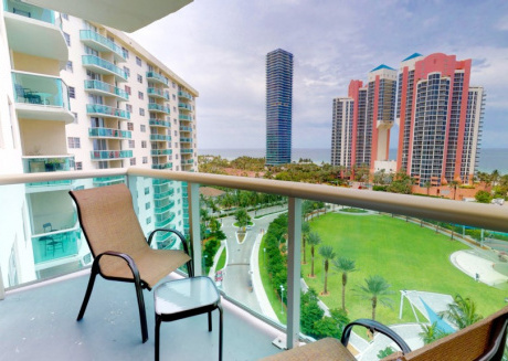 Premium 1 Bedroom Ocean View OR1107