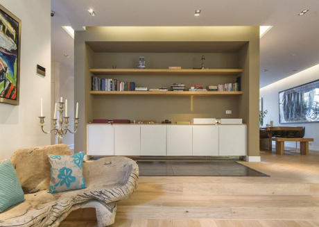 Unique apartment with a terrace in Prinsengracht
