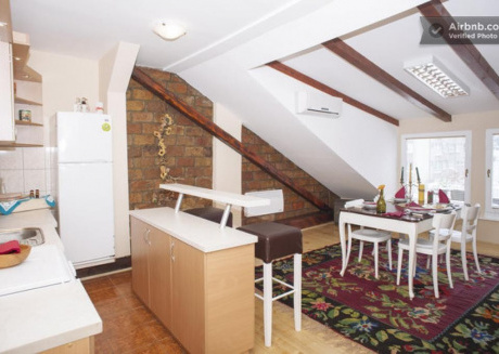 Spacious apartment in the center of Sarajevo with Internet, Washing machine, Air conditioning