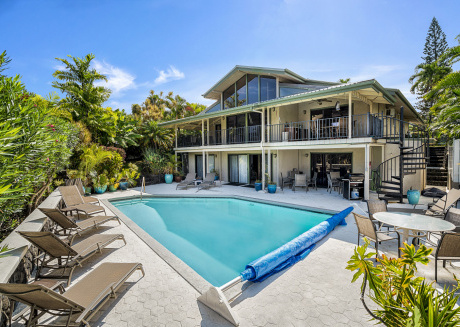 Luxurious Ocean View Home w/Private Saltwater Pool - starting at $450 per day