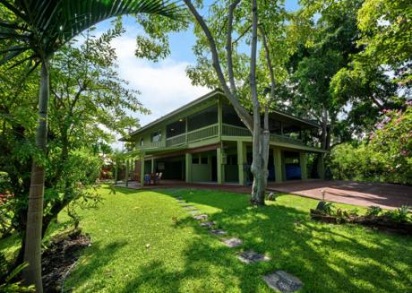 Kealakekua Hale:Gorgeous, Gated, Tropical Retreat! VERY Private home near Bay