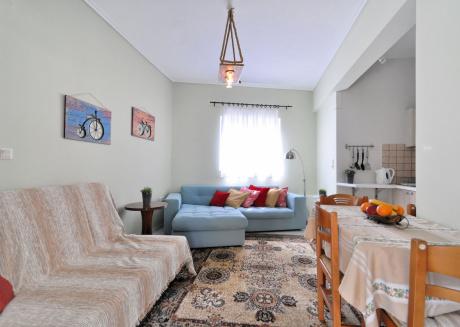 Apartment at Glyfada with huge balcony
