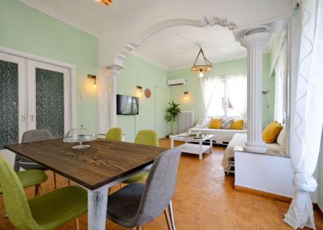 Brand new cottage house in Athens close to Stauros Niarxos foundation.