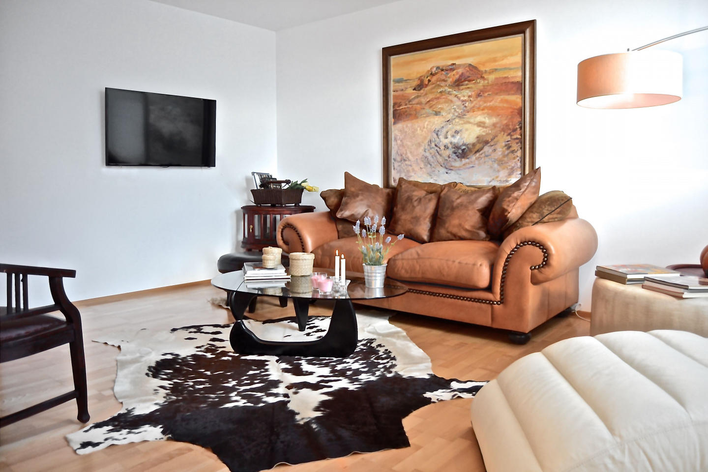 2BR refined ethnic style in Eixample - Livingstone Slide-3
