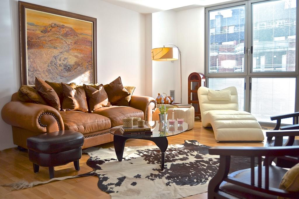 2BR refined ethnic style in Eixample - Livingstone Slide-1