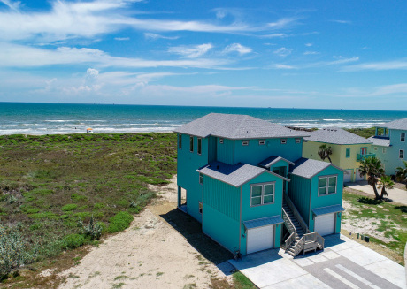 Beachfront 6 bed 4 and 2 1/2 bath beach home.  Private Pool April 1st!