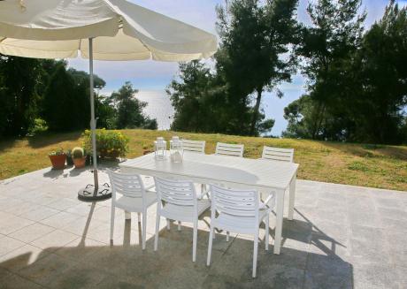 Romaric Amazing Sea View Villa, Siviri