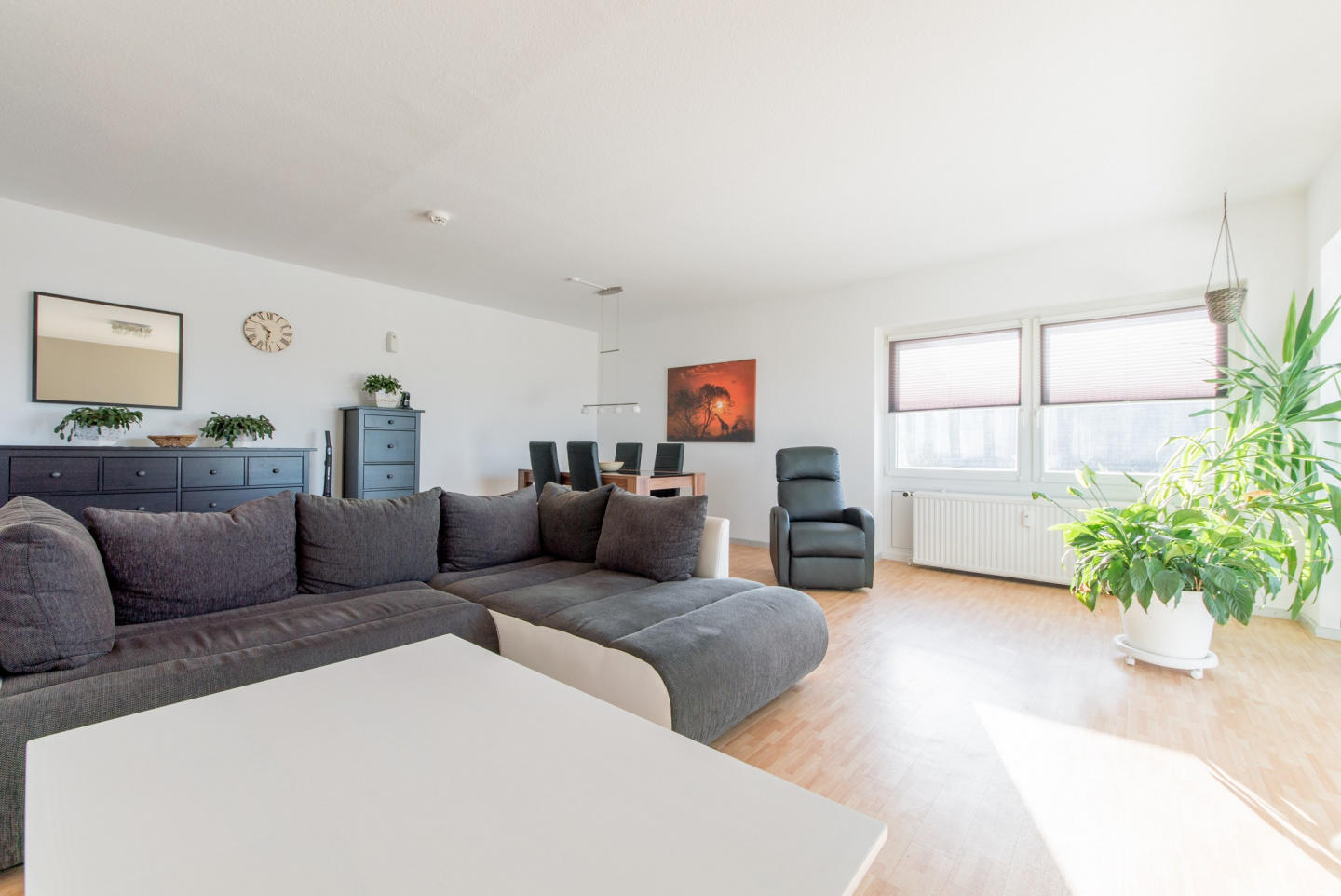 Spacious apartment in the center of Sarstedt wi... Slide-3