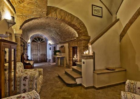 Relax in the Umbrian hills Il Castello Di Rosceto