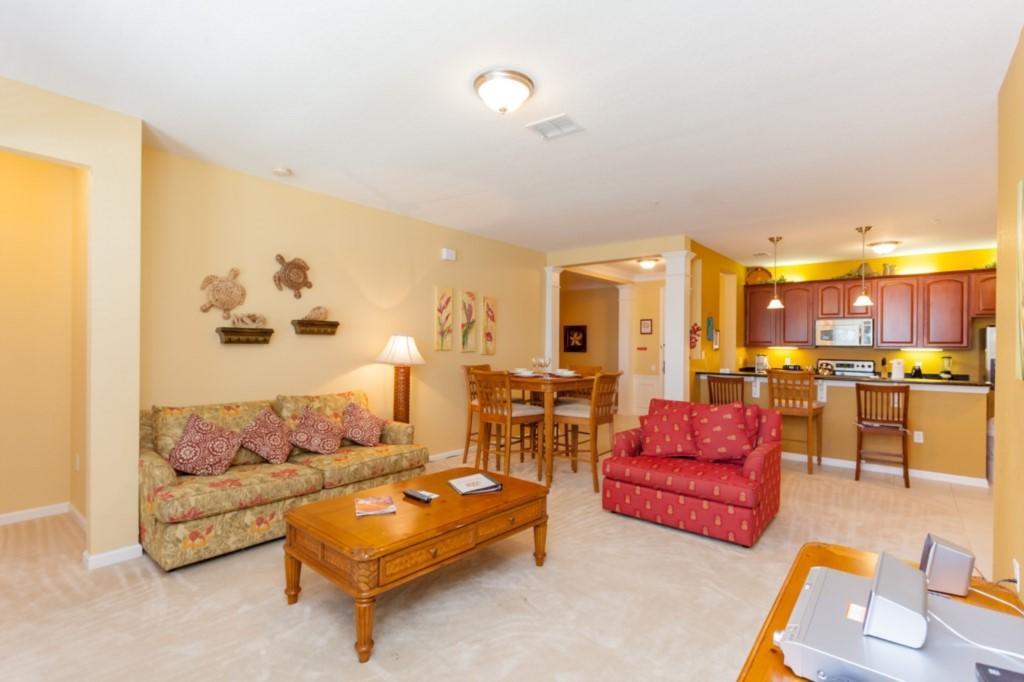 Vista Cay 3 Bed Premium Lakeview l 1004 Slide-5