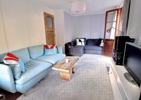 Marmottes - Spacious apartment of 4.5 rooms located near the Palladium