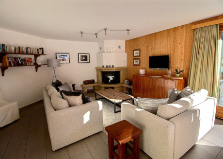 Ripaille - Nice apartment of 110m2 located 400 meters from the cableway