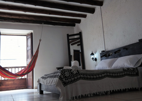 Colonial House Hostel in the historic center of San Gil
