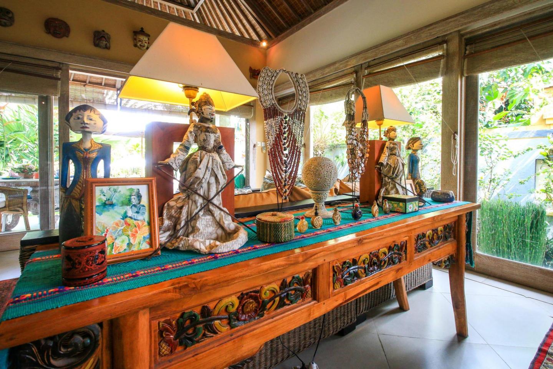 Vss Ubud Villa/pool/ac/best Breakfast In Bali Slide-3