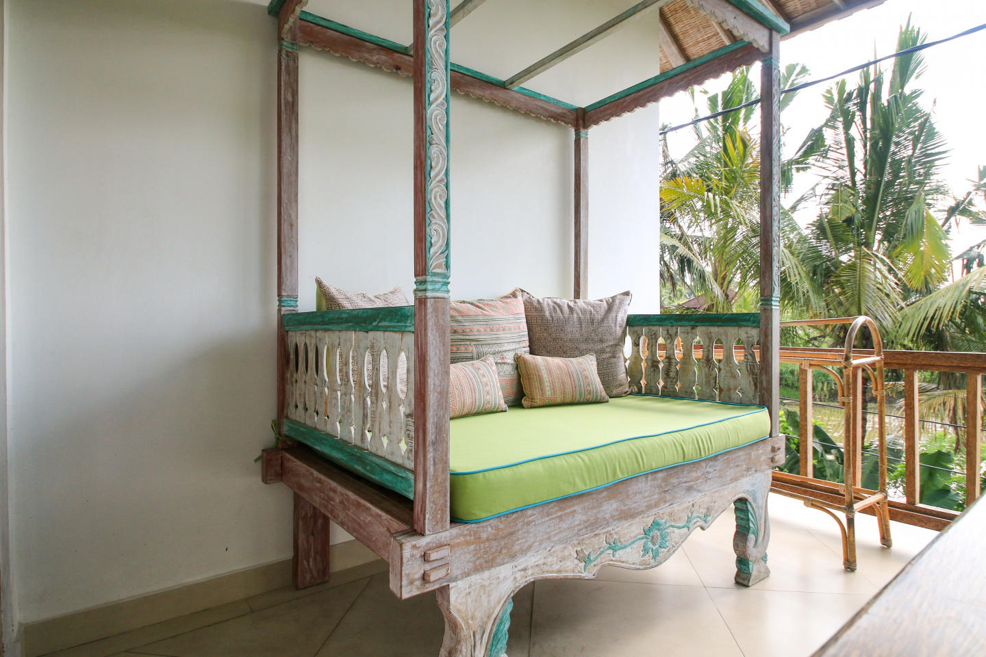 Hibiscus Upper Suite/ubud/best Breakfast In Bali! Slide-2