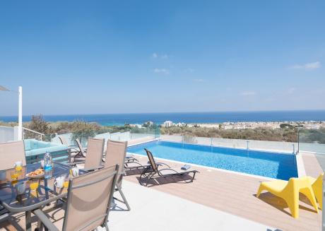 Villa Clea,stunning 4bdr Protaras Villa, Seaviews