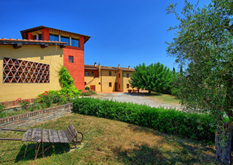 Cozy apartment in Cerreto Guidi with Parking, Internet, Washing machine, Air conditioning