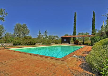 Spacious villa in Acquapendente with Parking, Internet, Washing machine, Pool