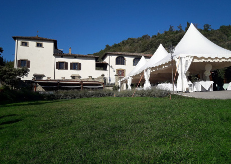 Cozy apartment in Grassina with Parking, Internet, Pool, Terrace